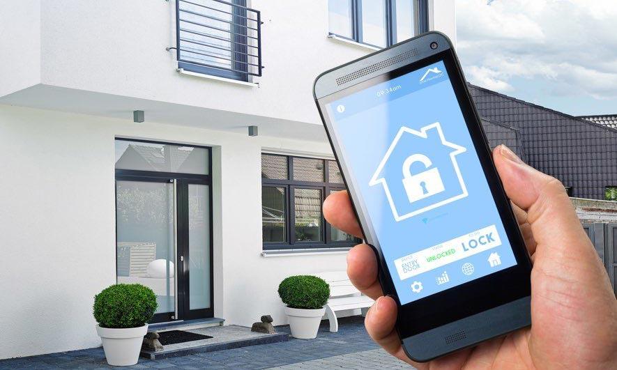 سیستمهای امنیتی و حفاظتی خانه هوشمند